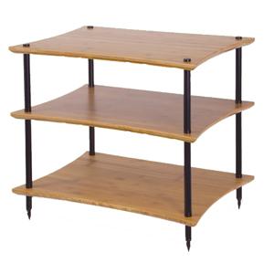 Quadraspire Q4L Large 3 Shelf Hi-Fi Equipment Rack