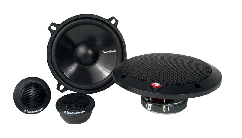 Rockford Fosgate R152-S 5.25″ 2-Way Component System