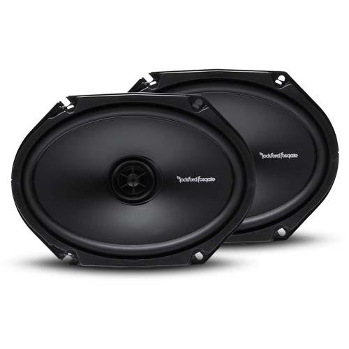 Rockford Fosgate R168X2 Prime 6×8″ 2-Way Full-Range Speaker