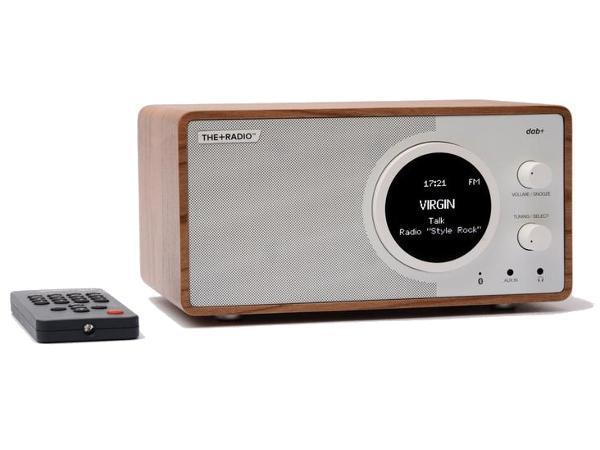 +Audio The +Radio DAB+ BT Table Radio