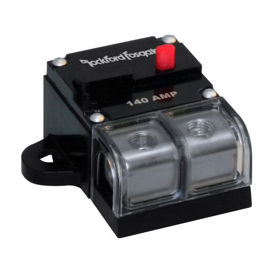 Rockford Fosgate RFCB140 140 Amp Circuit Breaker