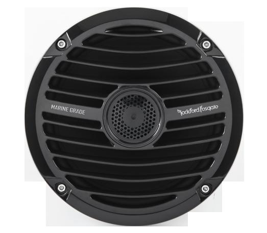 Rockford Fosgate RM0652B 6.5″ Marine Full Range Speakers Black