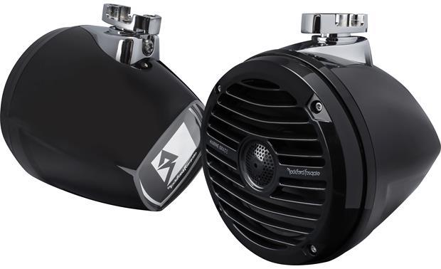 Rockford Fosgate RM1652W-MB Prime Marine 6.5″ Mini Wakeboard Tower Speaker – Black