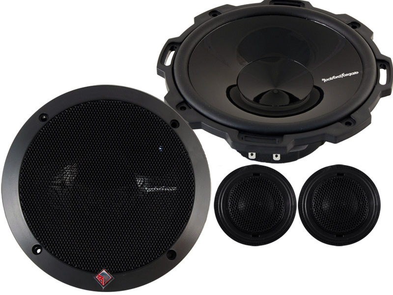 Rockford Fosgate P152S 5.25″ Punch Series Component System
