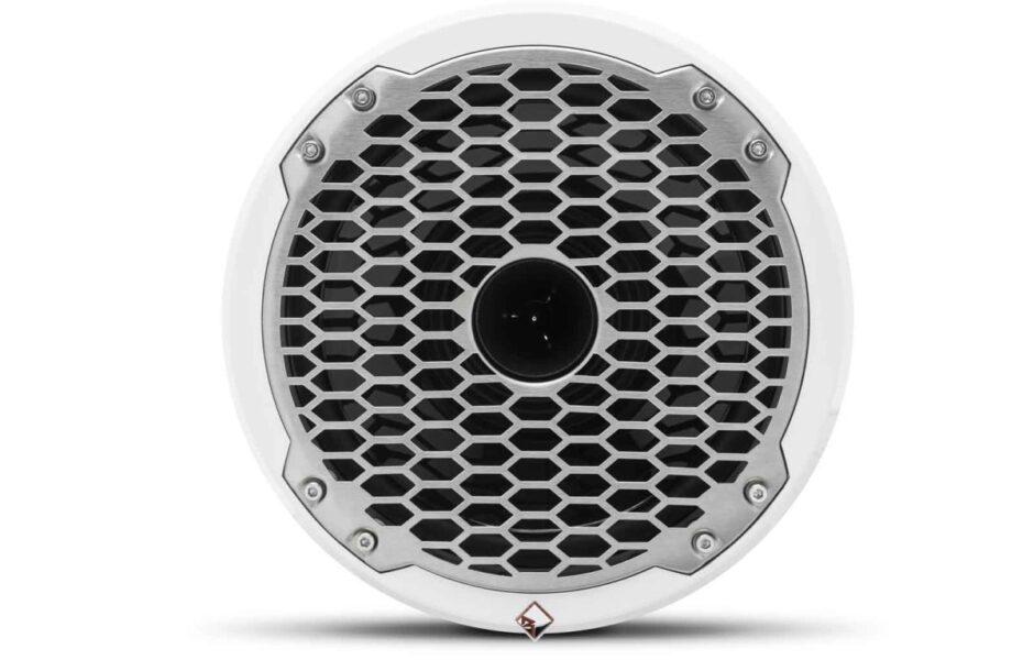 Rockford Fosgate PM282H Punch Marine 8″ Full Range Speaker w/ Horn Tweeter