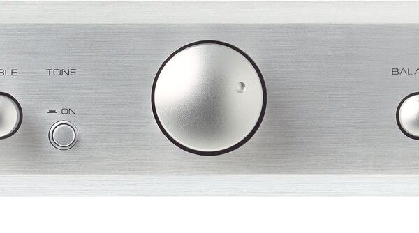 Rotel A10 Integrated Amplifier - Silver