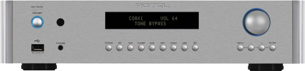 Rotel RC1572 Stereo Pre-Amplifier