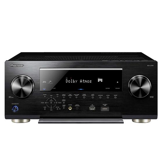Pioneer SC-LX701 9.2 Channel Class D Network AV Receiver
