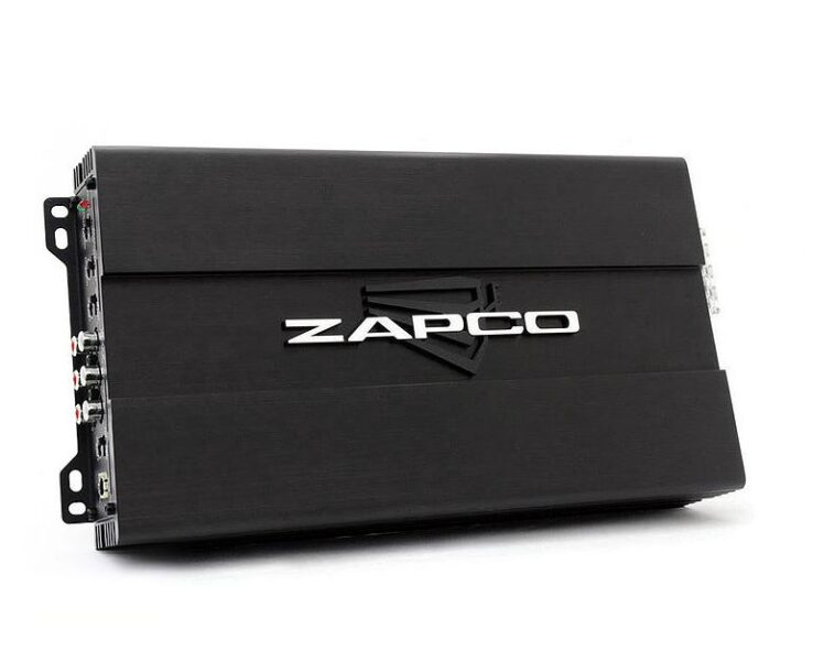 Zapco ST-4X P 4 Channel High Power Class AB Amplifier