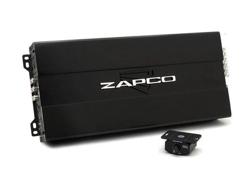 Zapco ST-105D.BT 5 Channel Class D Amplifier with Bluetooth