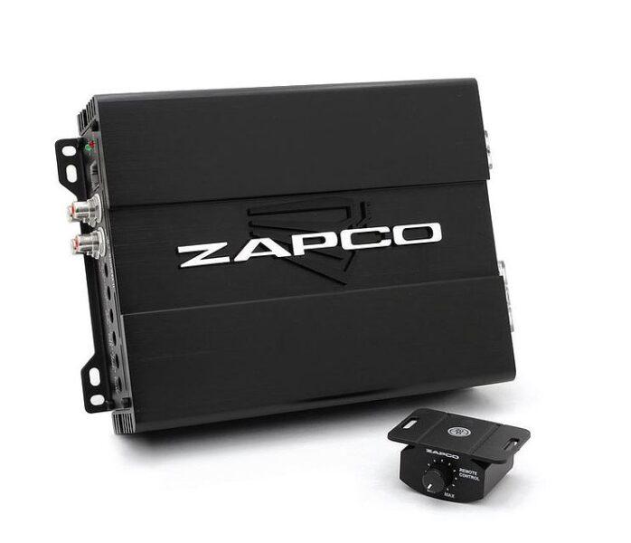 Zapco ST-500XM II Mono Class D Bass Amplifier