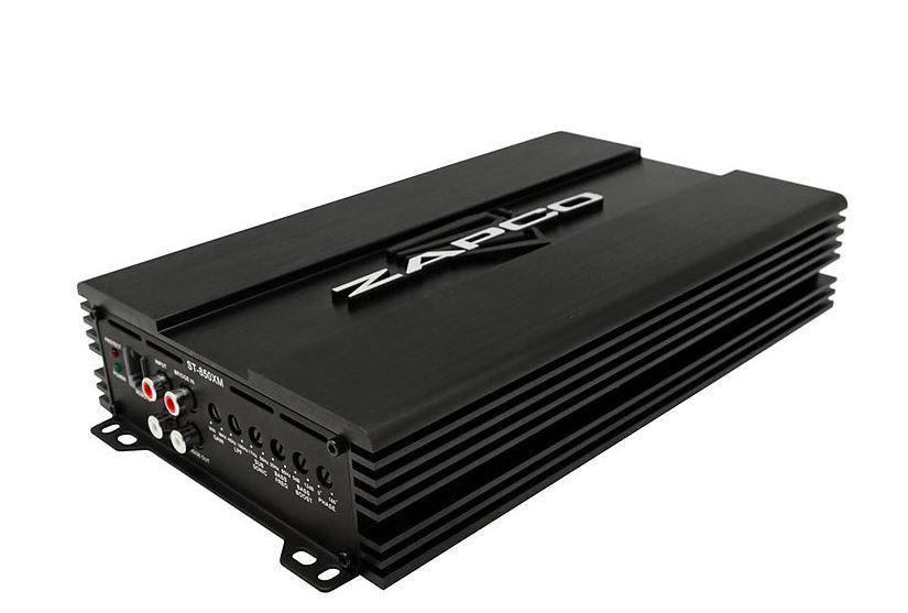 Zapco ST-850XM Mono Class D Bass Amplifier