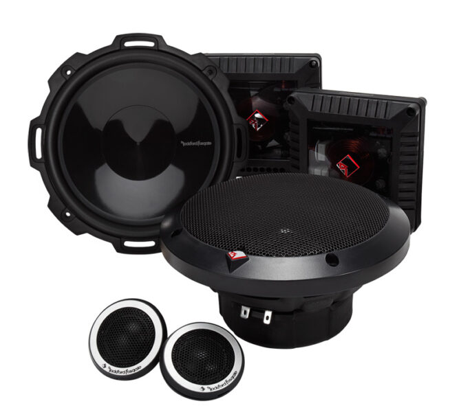 Rockford Fosgate T1675-S 6.75″ Power Series Component System