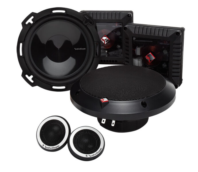 Rockford Fosgate T16-S 6″ Power Series Component System