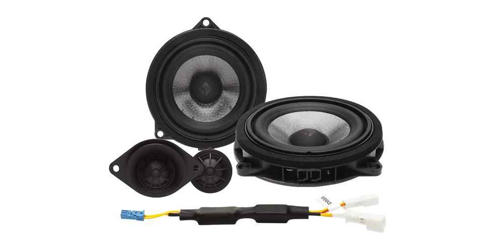 Rockford Fosgate T3-BMW1 BMW® 2-Way Component System Style-1