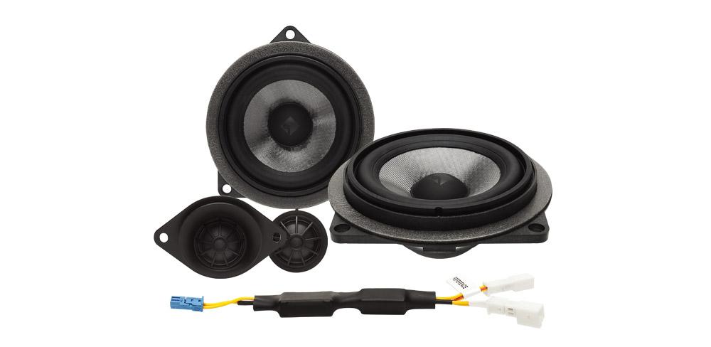 Rockford Fosgate T3-BMW2 BMW® 2-Way Component System Style-2