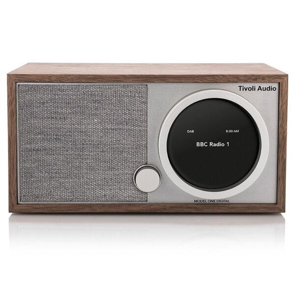 Tivoli Audio Model One Radio - Black Ash / Silver