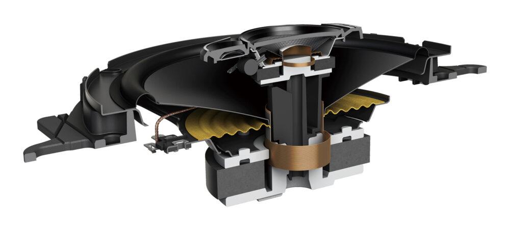 "Pioneer TS-A1670F 6.5"" 3-way Speaker System 320W"