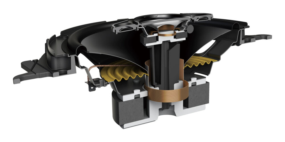 "Pioneer TS-A1680F 6.5"" 4-way Speaker System"