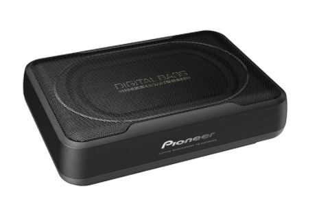 Pioneer TS-WX130DA Compact Active Subwoofer (160W Max)