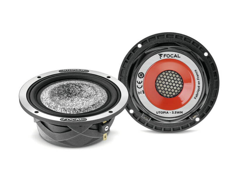 Focal 3.5WM Utopia M Mid-Bass – Pair