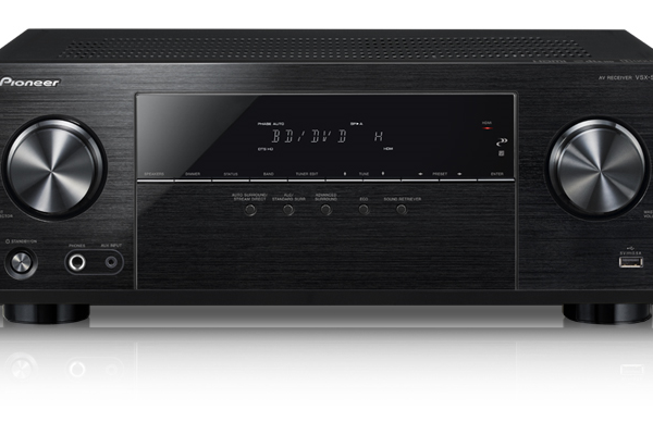 Denon AVR-X1400H 7.2 Channel AV Receiver