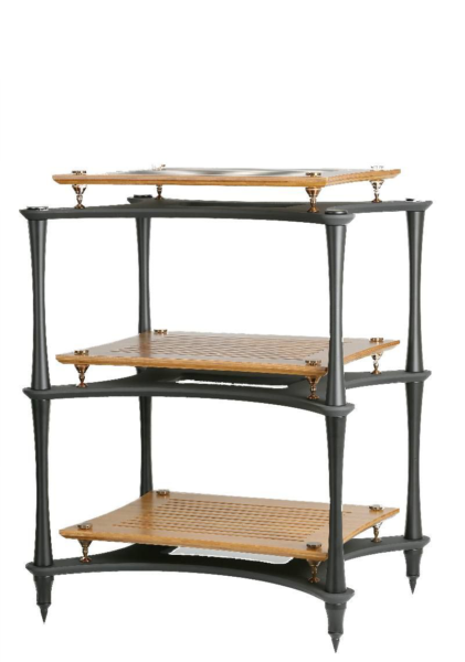 Quadraspire X Reference 3 Shelf Hi-Fi Equipment Rack