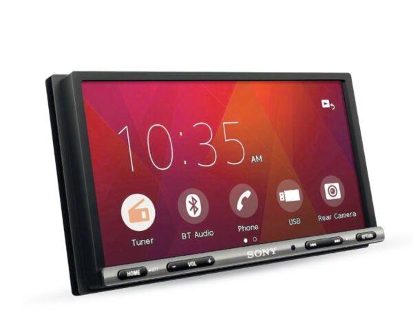 SONY XAV-AX3000 17.6 CM (6.95 INCH) APPLE CARPLAY / ANDROID AUTO™ MEDIA RECEIVER