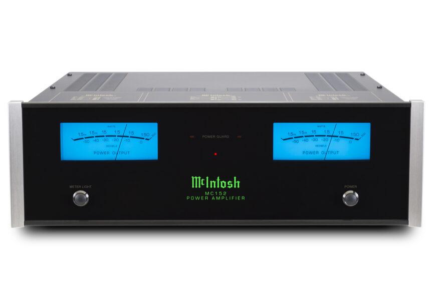 McIntosh MC152 2 x 150 Watt 2 Channel Power Amplifier