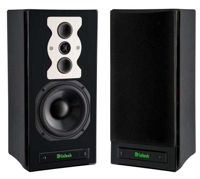McIntosh XR50 3 Way Bookshelf Speakers (Pair)