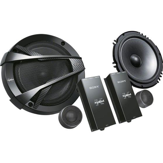 Sony XS-XB1621C 6.5″ 2-Way Component Speakers