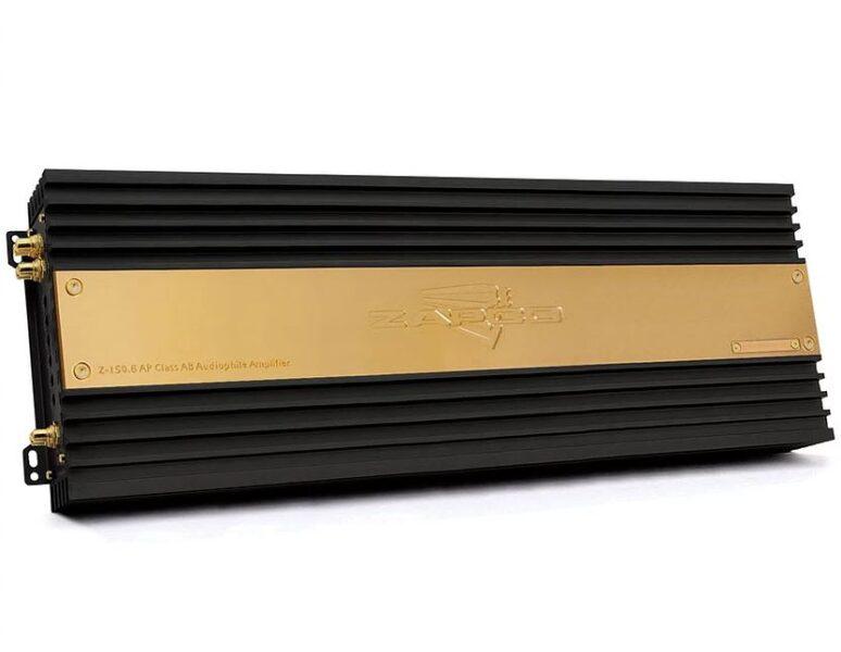 Zapco Z-150.6 AP 6 Channel Class AB Audiophile Amplifier