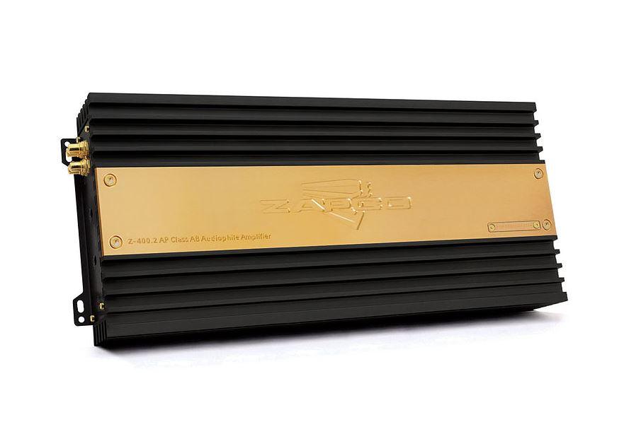 Zapco Z-400.2 AP 2 Channel Class AB Audiophile Amplifier