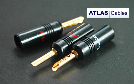 Atlas All Cu Z Speaker Cable Banana Plug