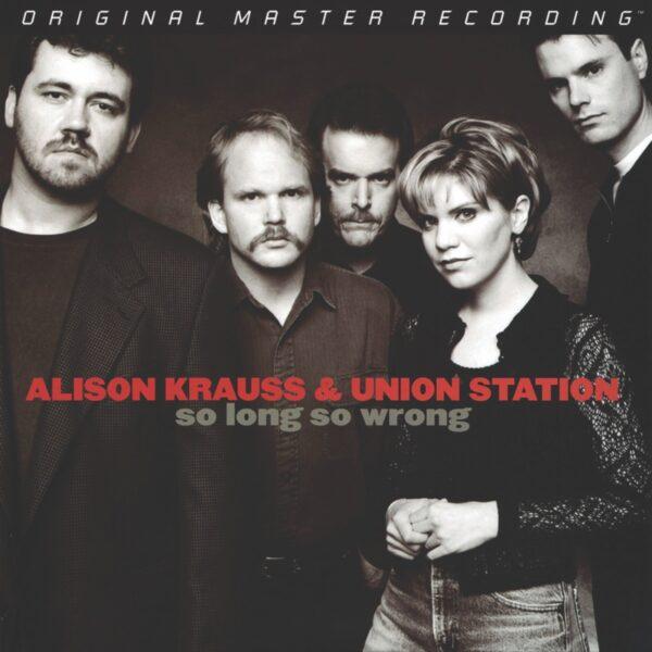 Mofi: Alison Krauss – So Long So Wrong 2LP Set