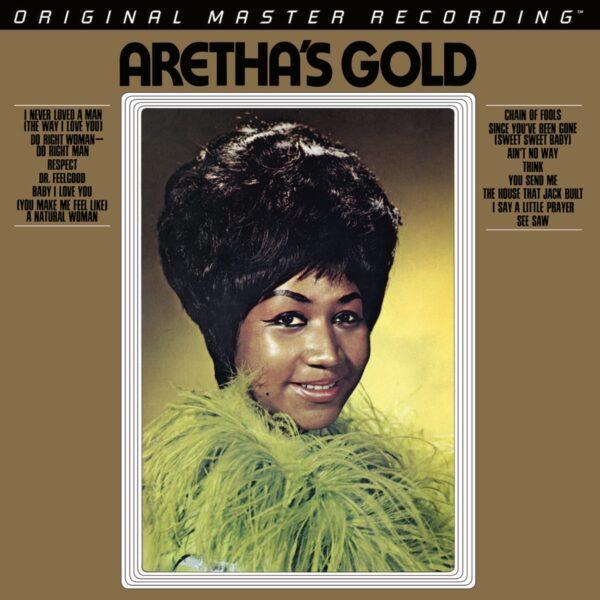 Mofi: Aretha Franklin – Aretha's Gold SACD