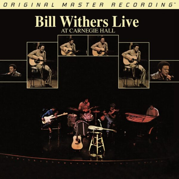 Mofi: Bill Withers – Live At Carnegie Hall SACD