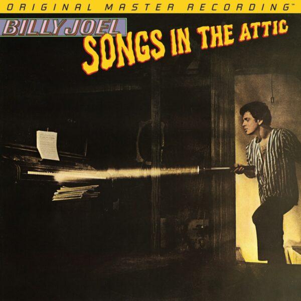 Mofi: Billy Joel – Songs In The Attic 2LP Set