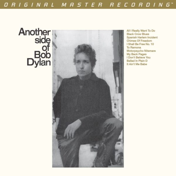Mofi: Bob Dylan – Another Side of Bob Dylan SACD