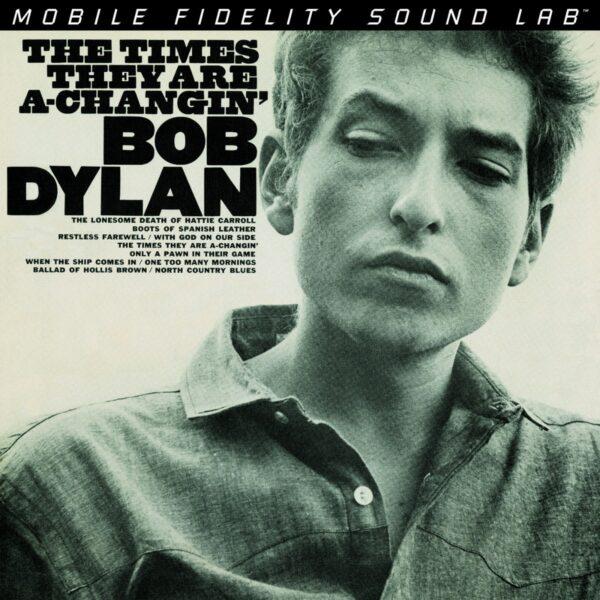 Mofi: Bob Dylan – The Times They Are A Changin' (MFSL 2 LP MONO)