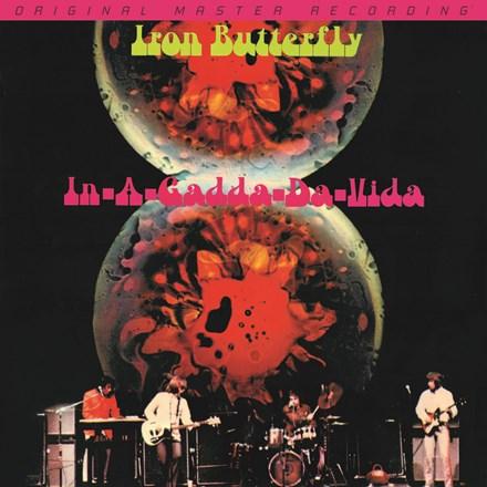 Mofi: Iron Butterfly – In-A-Gadda-Da-Vida