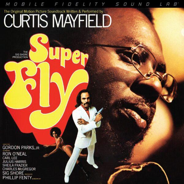 Mofi: Curtis Mayfield – Superfly SACD