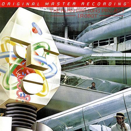 Mofi: Alan Parsons – I Robot vinyl record 2LP