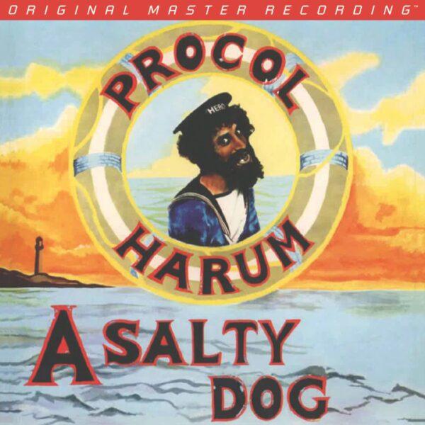Mofi: Procol Harum – A Salty Dog SACD (Limited Edition)