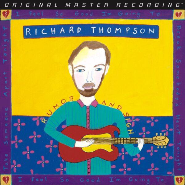 Mofi: Richard Thompson – Rumor and Sigh SACD (Limited Edition)