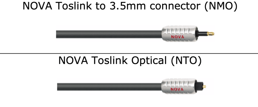 Wireworld Nova Toslink Digital Coaxial Cable