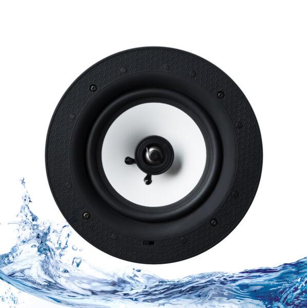 Lithe Audio 6.5″ 2-Way Passive IP44 Ceiling Speaker (SINGLE)