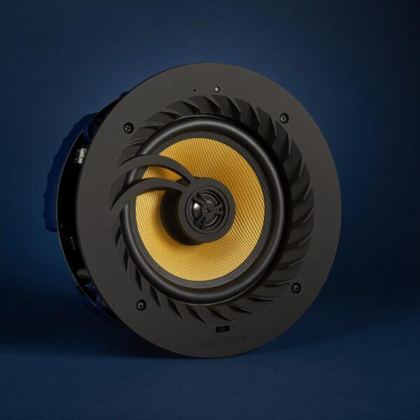 Lithe Audio Bluetooth 5 Wireless 6.5″ Ceiling Speaker (Single – Master)