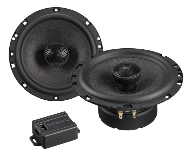HELIX S 6X 6″ 2-Way Coaxial System