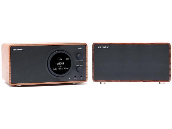 +Audio The +Radio Stereo DAB+ BT Table Radio